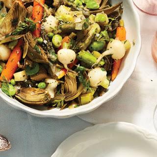 French Spring Vegetable Stew (Estouffade Printanière)