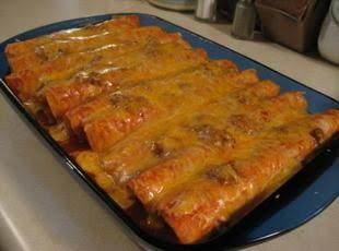 Beef Enchiladas Recipe