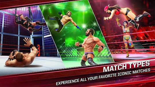 WWE Mayhem App Latest Version Download For Android and iPhone 4