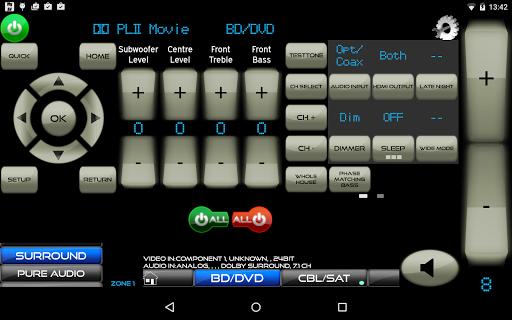 MyAV Pro Universal WiFi Remote screenshot 12