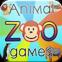 Animal Zoo Games icon