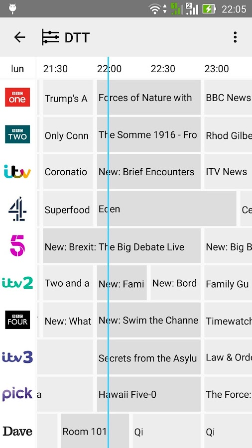 TV Guide UK free- screenshot