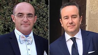 Berenguel (izquierda) y Fernández (derecha), enfrentados en las urnas.