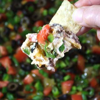 Black Bean Taco Dip