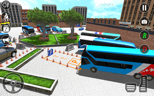 Real Bus Parking: Parking Games 2020 apkslow screenshots 15