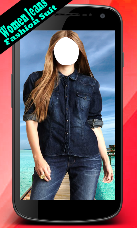 Women Jeans Wear Fashion Suit- screenshot