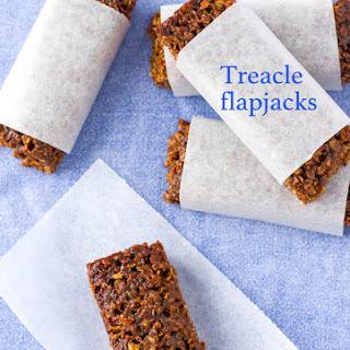 Treacle Flapjacks.