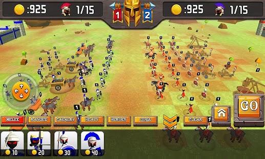 Greek Warriors : Castle Defence- screenshot thumbnail
