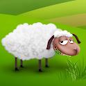 funny sheeps live wallpaper icon