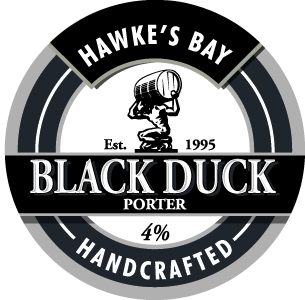 Logo of Hawkes Bay Black Duck