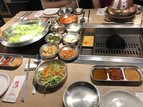 韓舍.吃到飽韓式烤肉