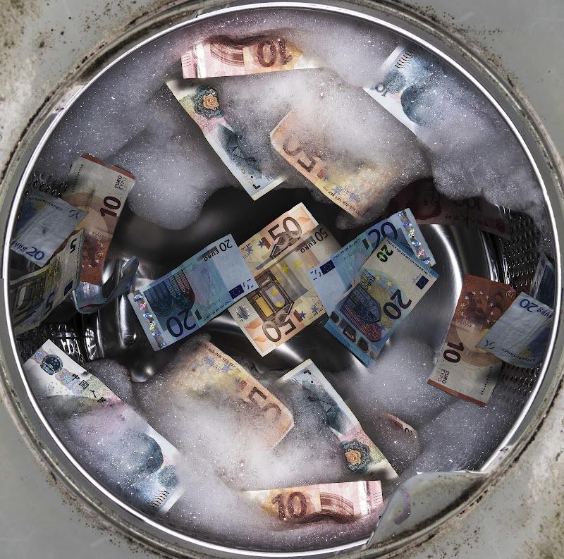 lavaggio denaro sporco di Rino Lio