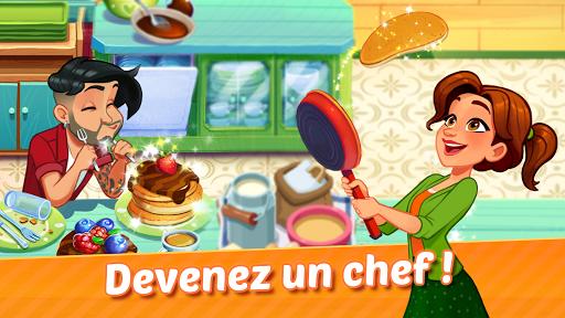 Télécharger Delicious World - jeu de cuisine apk mod screenshots 3