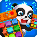 Little Panda Music - Piano Kids Music APK