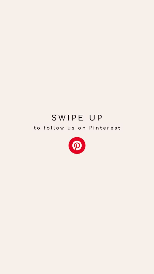 Follow Us On Pinterest - Facebook Story Template