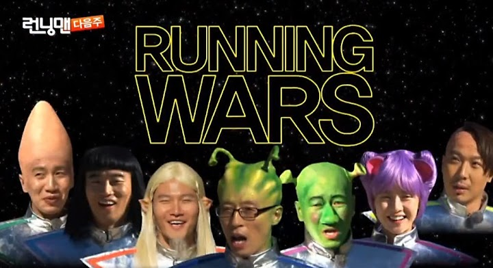 Top 10 Moments of Running Man Episode #222