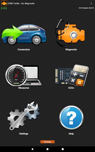 EOBD Facile - OBD 2 Car Diagnostic for elm327 Wifi  screenshots 6