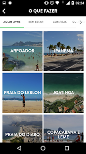 Visit Rio- screenshot thumbnail