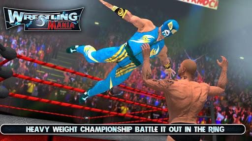 WRESTLING MANIA : WRESTLING GAMES & FIGHTING  screenshots 7