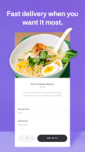 Postmates - Local Restaurant Delivery & Takeout - Apps on