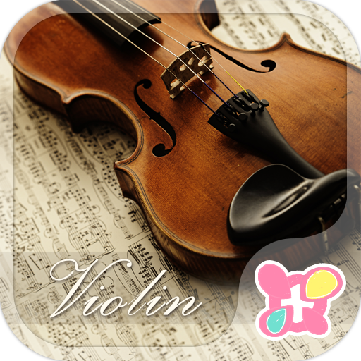Classical Theme-Violin- Icon