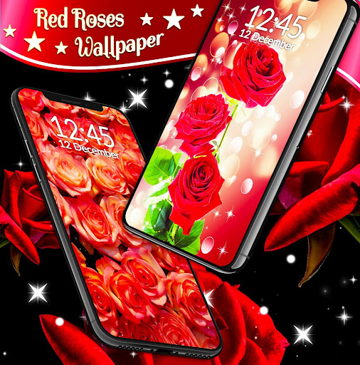 Red Rose Live Wallpaper  screenshots 3