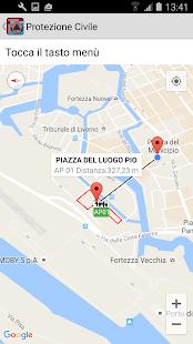 Protezione Civile Livorno - náhled