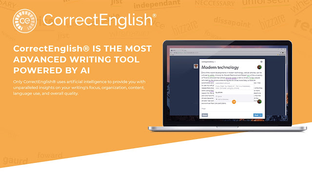 CorrectEnglish for Browsers