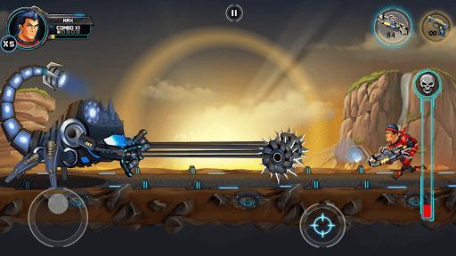 Code Triche Alpha Guns 2 APK MOD screenshots 2