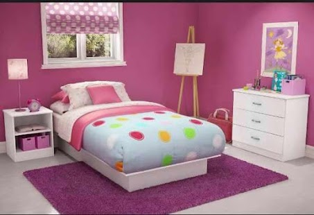 Design Idea Bilik Tidur Kanak Lakaran Kecil Tangkapan Skrin