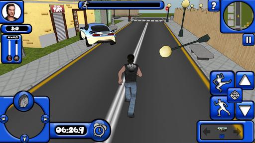 Crime Simulator: Cartoon World