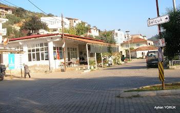 Photo: Zeytinköy-Selçuk-İzmir Zeytinköy-Gölova-Çile Arası işaretlemesi. EFES MİMAS (İYON) YOLU 2. Etabı - 14.11.2015