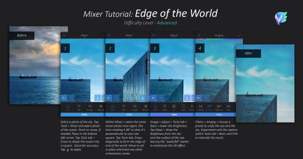 Enlight, apps, iOS, photo editor, edit foto