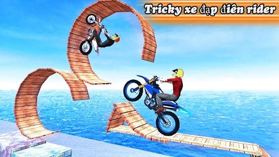Tải Game Thực Xe đạp Stunt Đi xe 3D