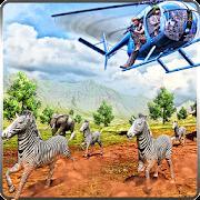 Animal Helicopter Transporter