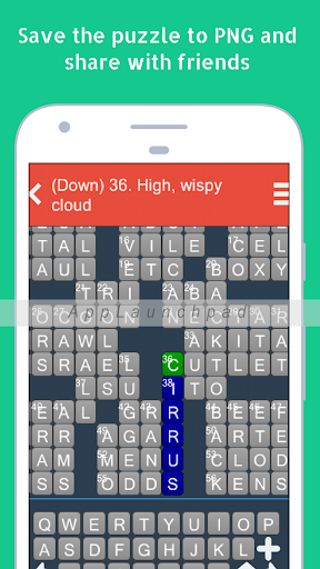 Crossword Daily: Word Puzzle 1.3.1 Mod screenshots 4