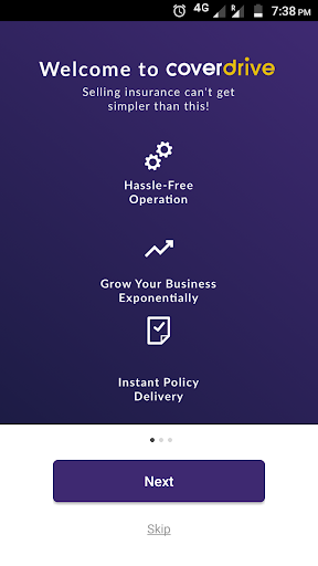 Coverdrive - Sell Insurance Online by Coverfox Insurance