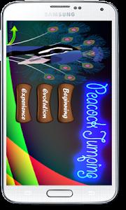 Peacock Jumping screenshot 1