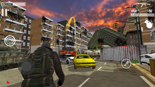 Hero Apocalypse: Invaders Strike - Shooting Game  screenshots 16