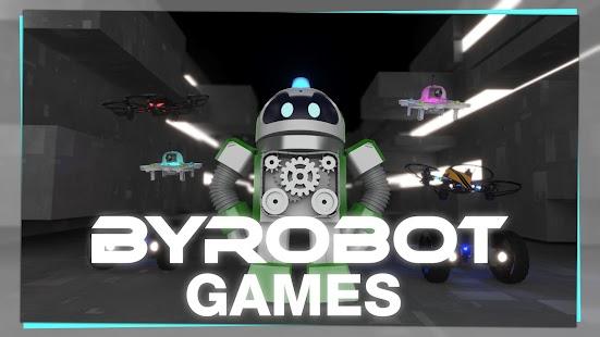 BYROBOT GAMES - náhled