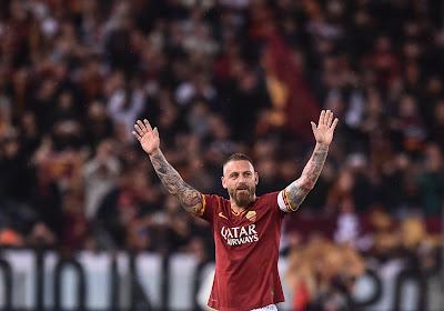 AS Roma-icoon wordt opgenomen in ziekenhuis na ernstige coronabesmetting