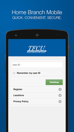 Home Branch Mobile Screenshot