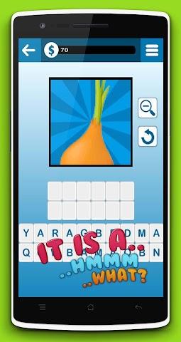 android Guess Quiz Fresh Fruit Name Screenshot 3