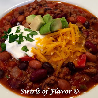 Triple Bean Chili.