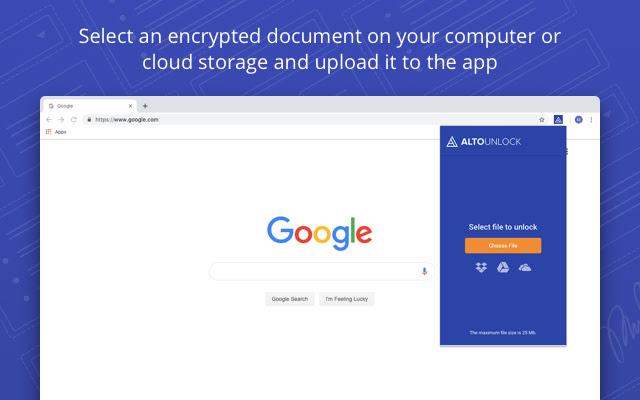 AltoUnlockPDF: Free PDF Unlocking Tool
