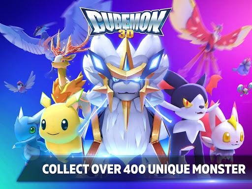 Cubemon 3D:MMORPG Monster Game 5.1 Cheat screenshots 1