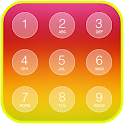Folding Keypad Lock Screen icon