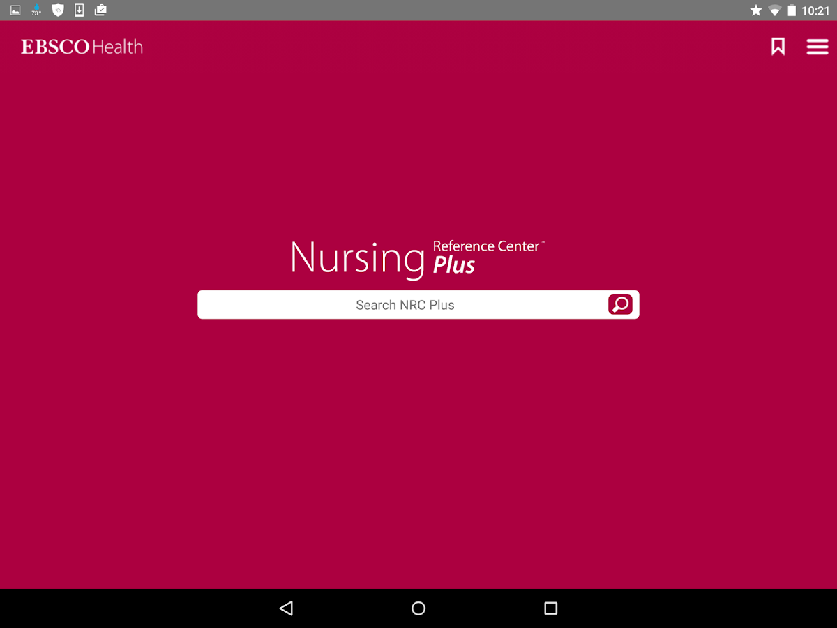 nursing reference center plus android apps on google play