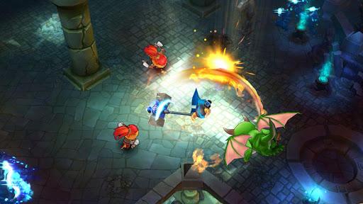 King Battle-Fighting Hero legend 1.0 screenshots 4