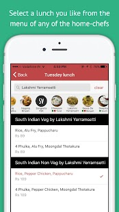 TinMen Homely Food Ordering- screenshot thumbnail